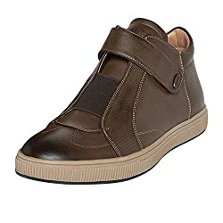 Duke Men Boots 1983567031 Brown Coloured 9