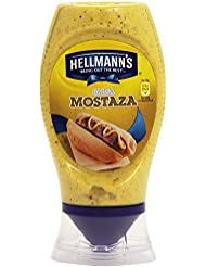 Hellmaanns Salsa Mostaza a la Antigua, 257g