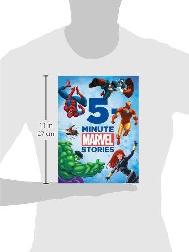 5-Minute Marvel Stories (5 Minute Stories)