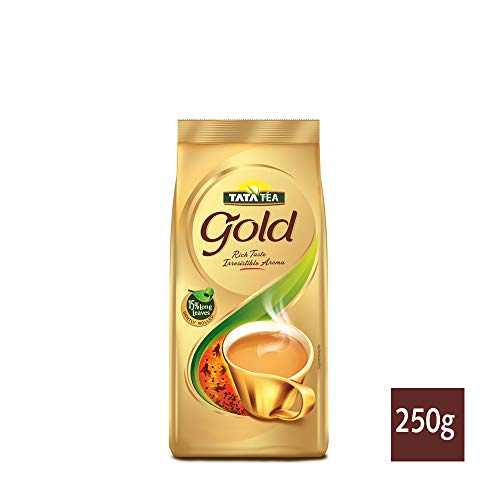 Tata Tea Gold - Schwarzertee - Black Tea - Loose - 250G