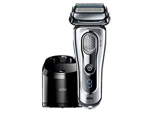 Braun Series 9-9095Cc Shaver For Men With Cleaning Center