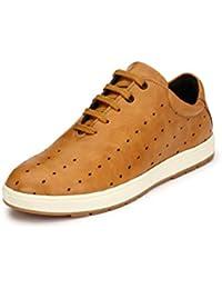 Sir Corbett Men's Synthetic Casual Sneaker Shoes