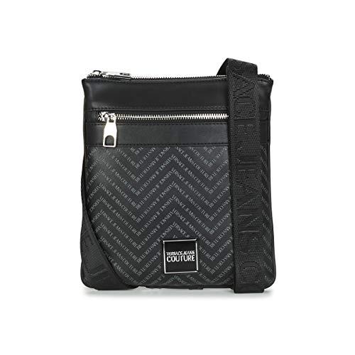 Versace Jeans E1YUBB03 Kleine Taschen Herren Schwarz/Grau - Einheitsgrösse - Geldtasche/Handtasche