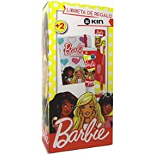 Kin: Barbie Pasta Dental, 50ml. Regalo Cepillo Dental y Libreta.