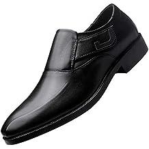 Hombres Mocasines Oxfords Primavera Otoño Hombres Zapatos de Boda Formales Hombres Zapatos de Vestir de Negocios