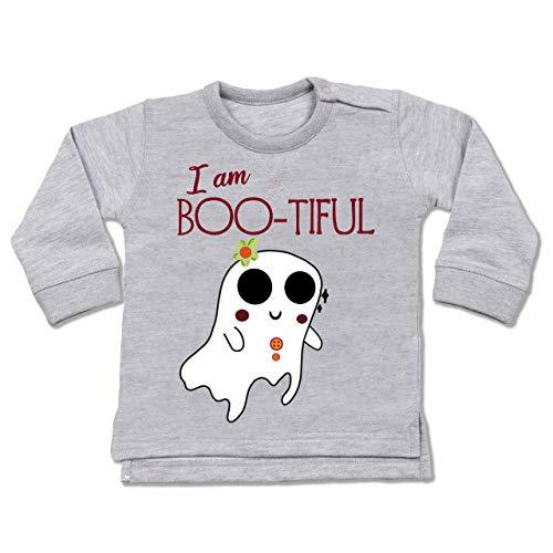 Gruselig Jackolantern Erwachsene Kostüm - Shirtracer Halloween Baby - I am