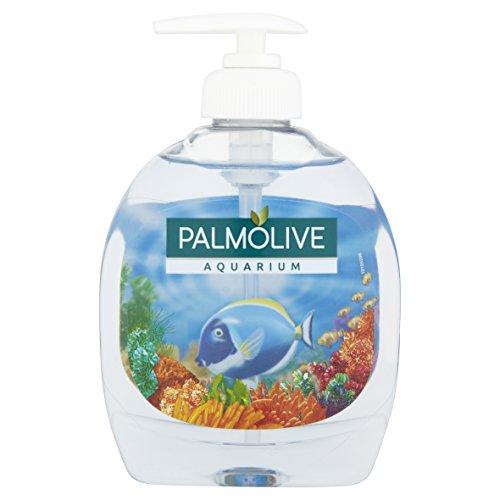 Palmolive flüssige Seife Aquarium, 3er Pack (3 x 300 ml)