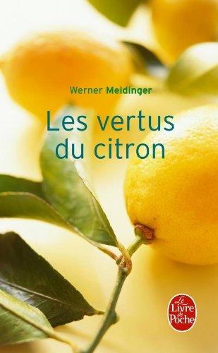 Les vertus du citron