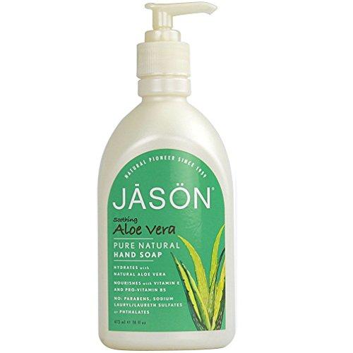 Jason Aloe Vera Satin (Jason Bodycare Satin Soap Aloe Vera 473ml)