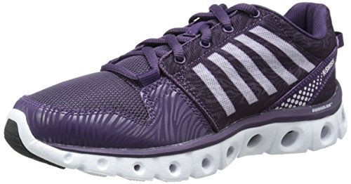 K-Swiss Women's X Lite CT CMF Training Shoe, Purple Pennant/Lavender Fog, 7.5 M US (K-swiss Purple Schuhe)