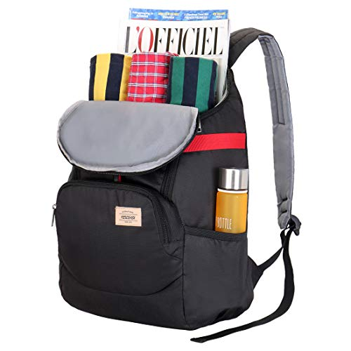 Best american tourister backpack in India 2020 American Tourister Copa 22 Ltrs Black Casual Backpack (FU9 (0) 09 002) Image 4