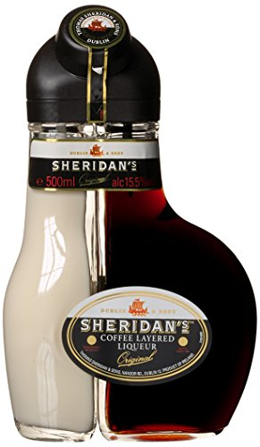 Sheridan's Coffee layered Likör (1 x 0.5 l)