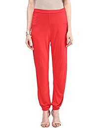 Ajile by Pantaloons Women's Relaxed Pants