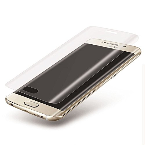 COPHONE® Pack de 2 Verre trempé Samsung Galaxy S6 Edge Plus, Film de Protection écran Premium Anti Chocs et Casse, Anti Empreintes, Bords arrondis,dureté Max 9H,2,5d