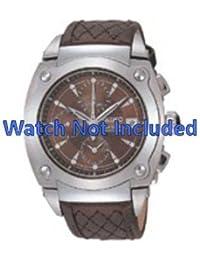 Correa de reloj de Seiko 7t92 0hz0/SNDZ85P1 (no incluidos en el reloj. Correa de reloj original solamente)
