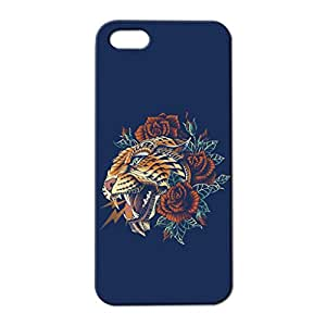 Mobile Cover Shop Glossy Finish Mobile Back Cover Case for iPhone 5