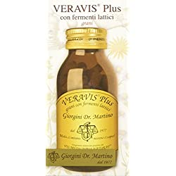 Dr. Giorgini Veravis Plus Integratore Alimentare per l'Intestino Grani - 90 gr