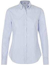 SOLS - Beverly - Camicia in popeline - Donna bf22dfc2a59