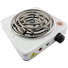 SFY Cocina eléctrica para Shisha cachimba - Hornillo para encender carbón - Placa de Fuego para