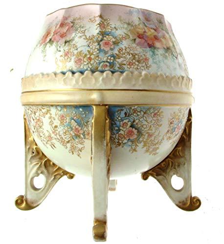 Doulton Vase (Doulton Burslem C1891 Globe geformte Vase)
