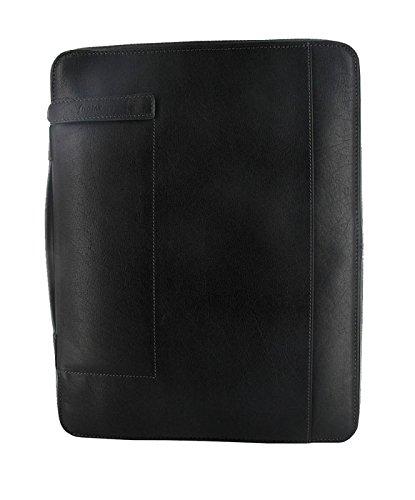 filofax holborn Filofax 827344 Holborn Zipped Folder A4 mit Stiftschlaufe, schwarz