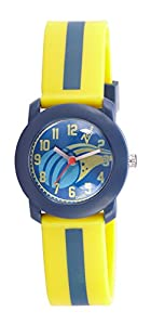Zoop Analog Multi-Color Dial Children's Watch -NDC3025PP13C