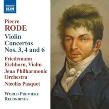 Violinkonzerte Nr...