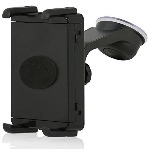 "Wicked Chili Desgin Halterung für Apple iPad Air 2 / 1, iPad mini 3 / 2 / 1, iPad 4 / 3 / 2 / 1, iPhone 6 / 6 Plus Tablet und Smartphone (Made in Germany, Breite/Tiefe: 105 - 205mm, 7,0"" - 12,2"")"