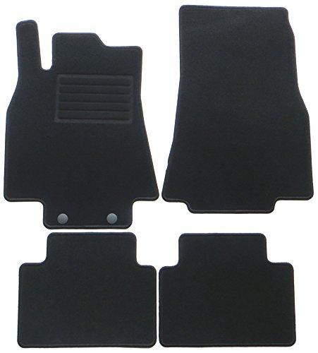 TN-Classic Fussmatten Autofußmatten Autoteppiche Passform VMB0002690osruA (Mercedes E-klasse Fußmatte)