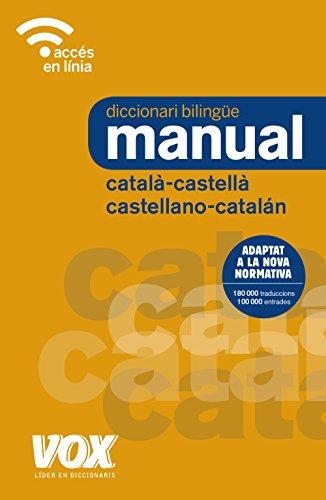 Diccionari Manual Català-Castellà/Castellano-Catalán