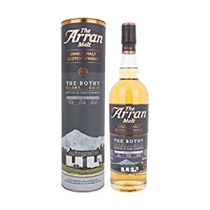 The Arran Malt THE BOTHY Quarter Cask Batch No. 3 + GB 53,20% 0.7 l. by Regionale Edeldistillen