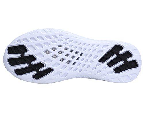 Xkmon Mens Aqua Sneakers Chaussures De L'eau Séchage Rapide Maille Slip-on Sport Sneakers