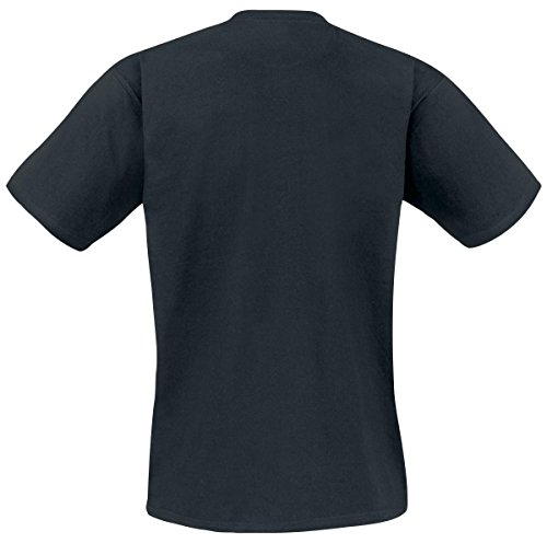 Suicide Squad Joker Screaming T-Shirt schwarz Schwarz
