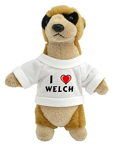 plush-meerkat-toy-with-i-love-welch-t-shirt-first-name-surname-nickname