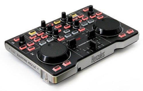 Hercules 4780505 DJ Control MP3 LE - Mixer Usb-controller