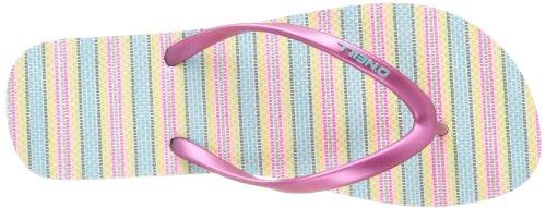 MOYA Infradito STRIPE Pink FTW Mehrfarbig 4054 Martini ONeill donna Multicolore 5qtEAxnwZ