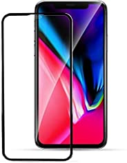 Apple IPhone XR (6.1) 3D Curved Full Coverage Premium Scratch Resistance 5D Touch Tempered Glass Screen Protec