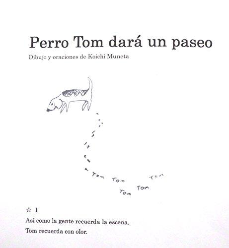 Perro Tom dará un paseo por Koichi Muneta