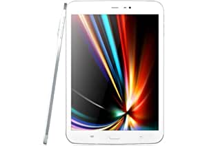 iberry Auxus Core X8 Tablet (WiFi, 3G), White