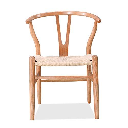 VGJJT massivholz esszimmerstuhl, Mode Einfach, Beliebte Klassische,Holz Farbige esszimmerstuhl