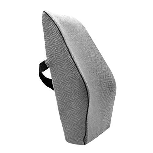 Blancho Coussin de voiture de coussin arrière élégant/soutien de taille de coussin de chaise de bureau #34