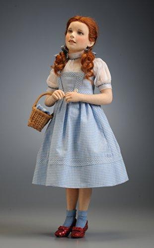 R John Wright Collectible Dolls-Dorothy aus Der Zauberer von Oz