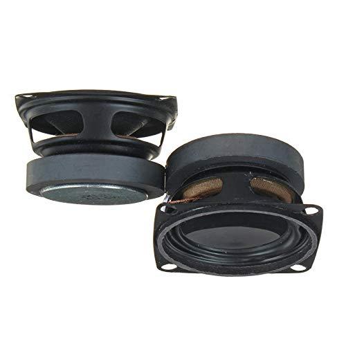 2PCS subwoofer 5,1cm 4OHM 5W Full Range speaker mini DIY audio Subwoofer altoparlante cod