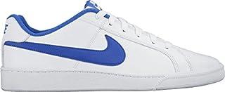 Nike Court Royale, Men's Low-Top Sneakers, Blanco / Azul (White / Game Royal), 8 UK (B00PYKZNVM) | Amazon price tracker / tracking, Amazon price history charts, Amazon price watches, Amazon price drop alerts