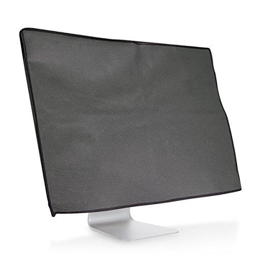 """kwmobile Bildschirm Schutzhülle für 31-32"""" Monitor - Staubschutz PC Monitor Hülle in Dunkelgrau"""