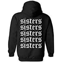 James Charles Sisters Hoodie Youth Sizes YouTube Instagram Black