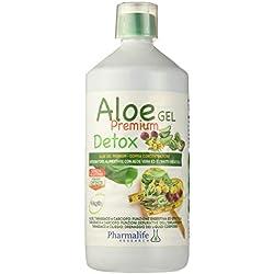 Pharmalife Aloe Gel Premium Detox, 1000 ml