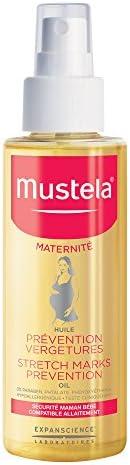 Mustela Stretch Marks Prevention Oil, 3.54 Fl Oz
