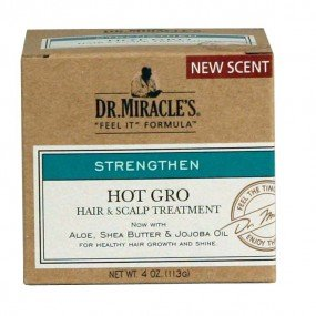 Dr Miracle's Hot Gro Hair & Scalp Treatment Regular 113g