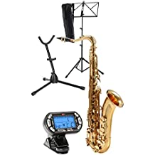 Classic Cantabile TS-450 Bb saxófon tenor set